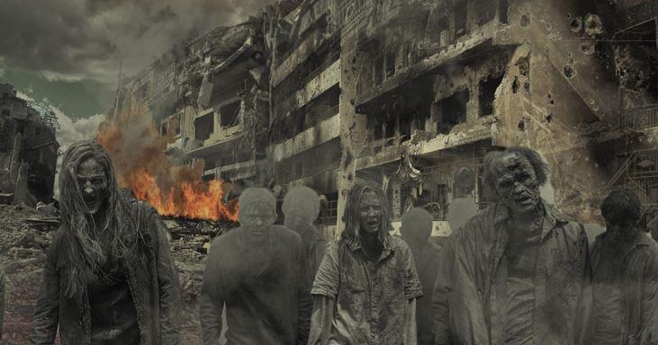 เวทมนตร์ดำ ซอมบี้ กับมังกร เรื่องเล่าขานจากกฎหมายมนุษยธรรมระหว่างประเทศในศตวรรษที่ 21