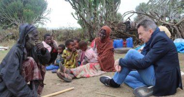 เอธิโอเปีย-โซมาเลีย การเปลี่ยนแปลงสภาพภูมิอกาศและความรุนแรงทำให้ผู้คนหลักล้านติดกับดักความหายนะ