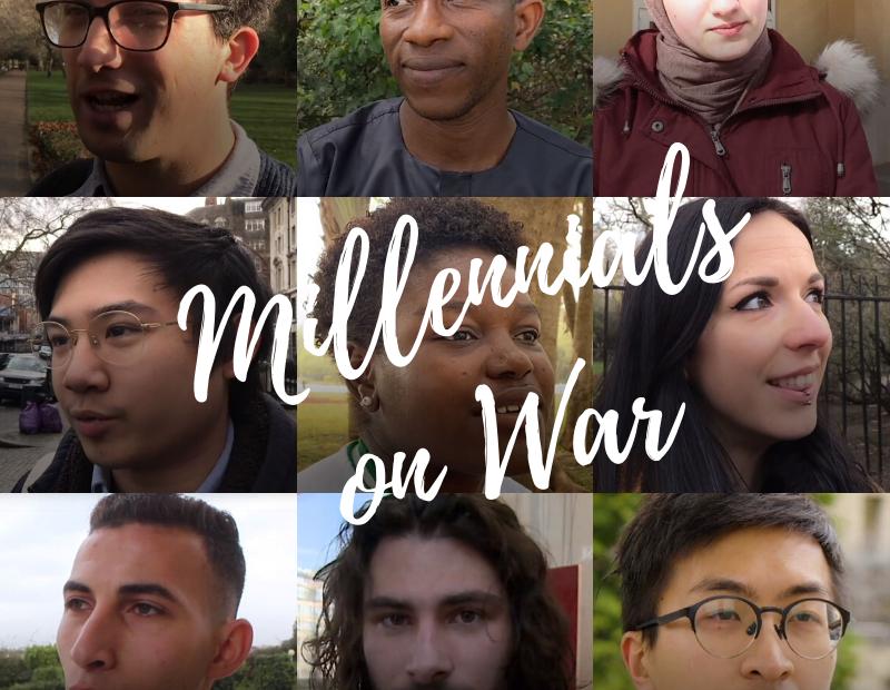สงครามที่เราไม่ได้ก่อ – มุมมองต่อสงครามและสันติภาพจากคนยุดมิลเลนเนียน