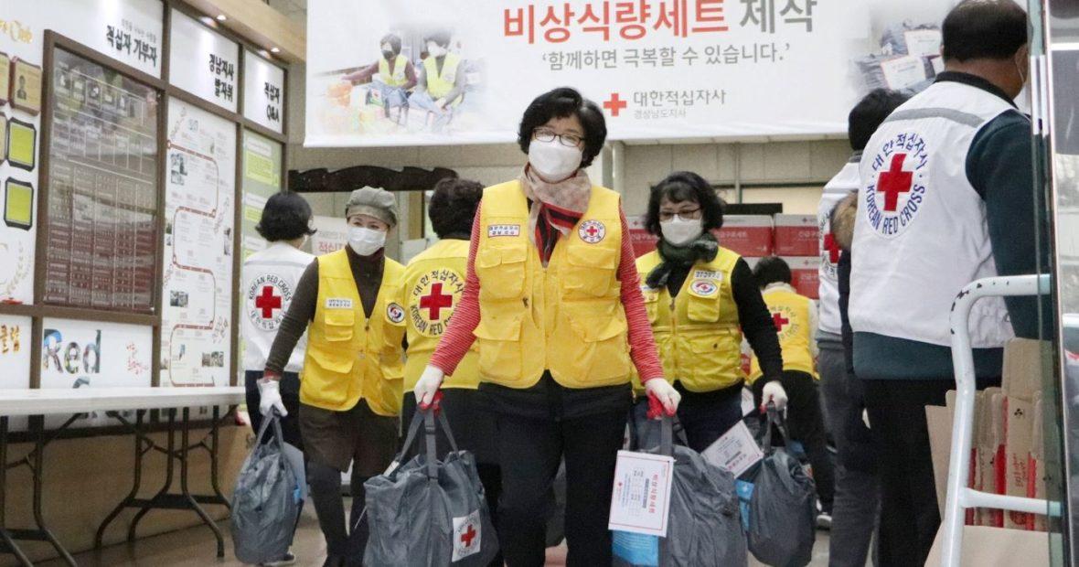 กลุ่มองค์กรกาชาดและสภาเสี้ยววงเดือนแดงระหว่างประเทศ ระดมทุนจำนวน 26,400 ล้านบาท เพื่อช่วยเหลือกลุ่มเปราะบางในการต่อสู้กับ COVID-19