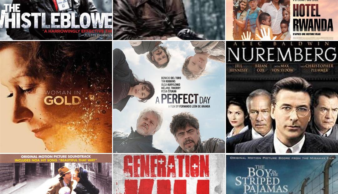 กักตัววันนี้มีหนังดูหรือยัง? 10 หนังน่าสนใจที่ช่วยให้เราเข้าใจกฎหมายมนุษยธรรมผ่านเรื่องเล่าบนแผ่นฟิล์ม