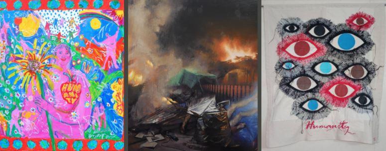 """CALL FOR ARTISTS – เปิดรับผลงานศิลปะในหัวข้อ """"มนุษยธรรมคืออะไร?"""""""