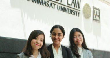 การแข่งขันว่าความศาลจำลองเป็นอย่างไรในสถานการณ์โควิด? คุยกับสามตัวแทนประเทศไทยผู้คว้ารางวัลรองชนะเลิศอันดับหนึ่งได้เป็นครั้งแรกของประวัติศาสตร์