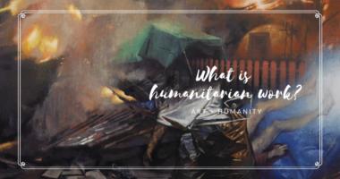 มนุษยธรรมคืออะไร? อ่านมุมมองน่าสนใจผ่านศิลปินผู้ผลิตงานศิลปะ