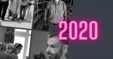 เล่าเรื่องด้วยภาพ เกิดอะไรขึ้นบ้างในปี 2020?