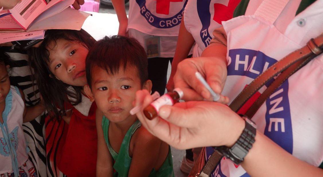 วัคซีน COVID-19 และ IHL: การประกันว่าประเทศที่ได้รับผลกระทบจากสถานการณ์ความขัดแย้งจะเข้าถึงวัคซีนได้อย่างเสมอภาค