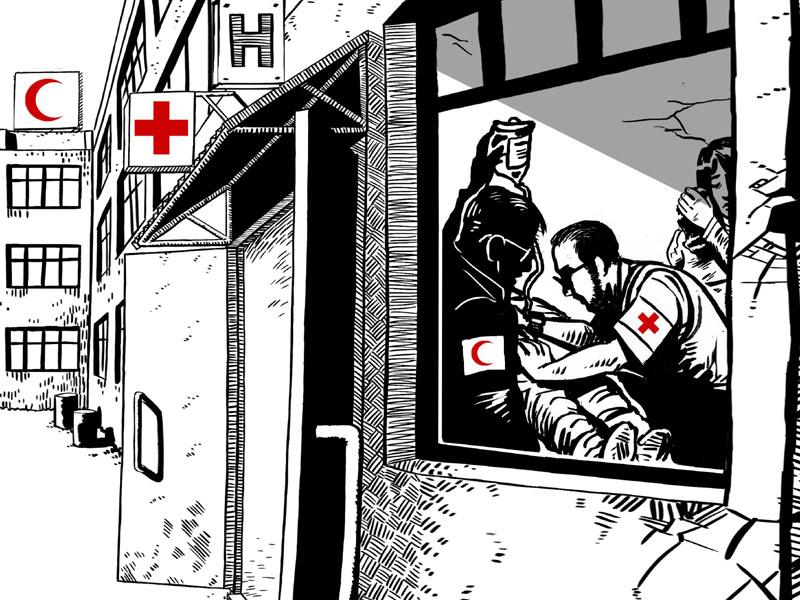 บุคลากรทางการแพทย์ตกเป็นเป้าโจมตีมากขึ้นถึงสองเท่าในช่วงโควิด-19