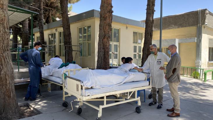 ผู้บาดเจ็บจากการโจมตีพุ่งขึ้นกว่า 4,000 รายภายใน 9 วัน ชาวอัฟกานิสถานเผชิญภัยคุกคามหนักจากการสู้รบยืดเยื้อที่ยังไม่เห็นทางออก
