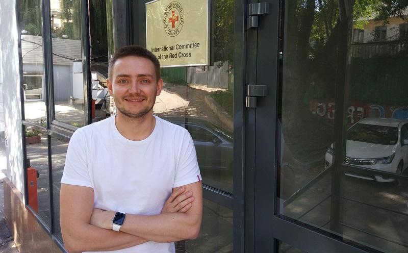 Vitaliy Stetsyk: A doctor always strives for more